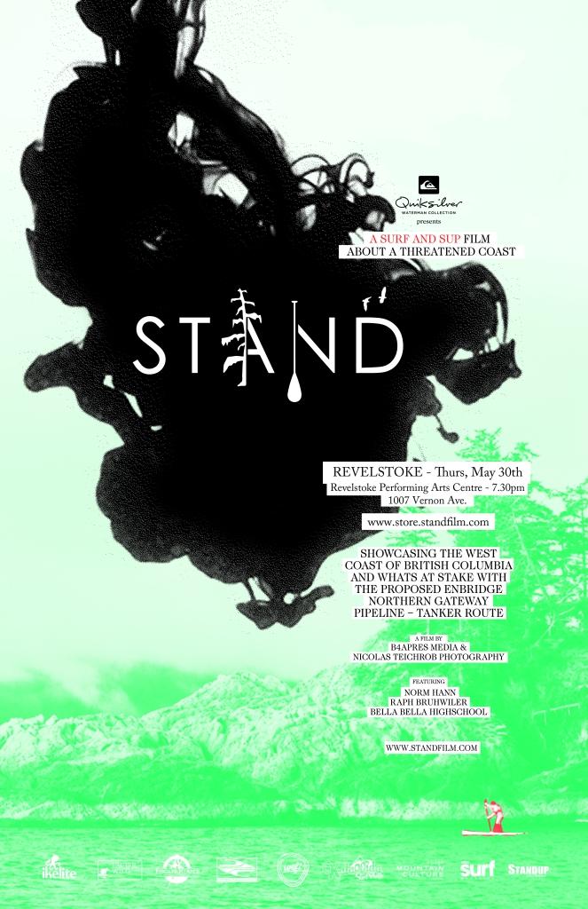 STAND_poster_Revelstoke
